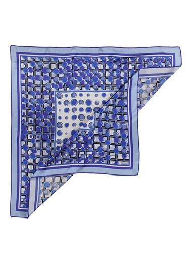 W Collection Eşarp Mavi